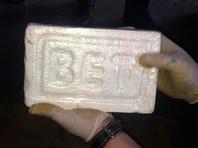 В порту Петербурга найдено 400 кг кокаина, прибывшего с рыбными консервами из Эквадора