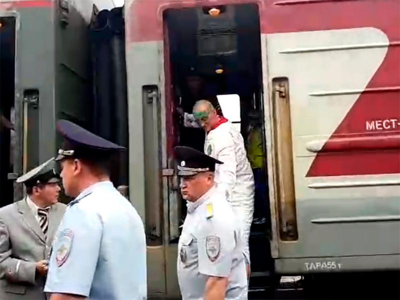 Древарх-Просветленный задержан полицией, 27 июня 2019 года