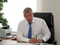 Врио губернатора Астраханской области ушел в отставку, пробыв в должности меньше года