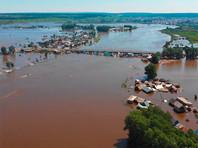 К паводку в Приангарье привели изменение климата и сочетание природных факторов