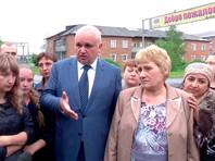 15 июня губернатор Кемеровской области Сергей Цивилев встретился с жителями домов, расположенных вблизи территории, где происходит подземный пожар. Было принято решение о расселении, под которое попадает 71 дом