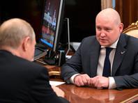 Владимир Путин и Михаил Развожаев