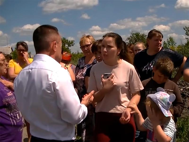 12 июня глава Киселевского городского округа Максим Шкарабейников встретился с подписавшими обращение жителями Подземгаза. Они требовали переселения в другие районы
