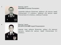 Минобороны России обнародовало список погибших членов команды научно-исследовательского глубоководного аппарата