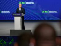 """Президент России Владимир Путин считает, что энергетика, использующая возобновляемые источники, негативно влияет на дикую природу: из-за нее гибнут птицы и """"червяки вылезают из земли"""""""