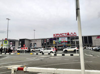 В Тюмени трое мужчин устроили стрельбу в торговом центре