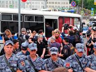 Суд не поверил силовикам, задержавшим участников акции 12 июня, и прекратил три дела