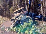 На севере Свердловской области ночью взорвался бензовоз, есть жертвы