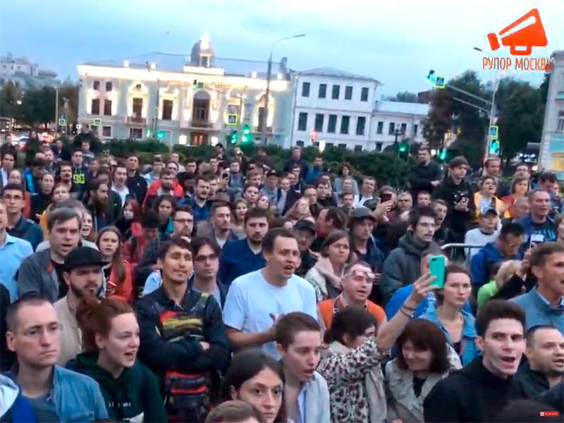 Москва, 16 июля 2019 года