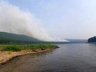 Красноярский край, июль 2019 года