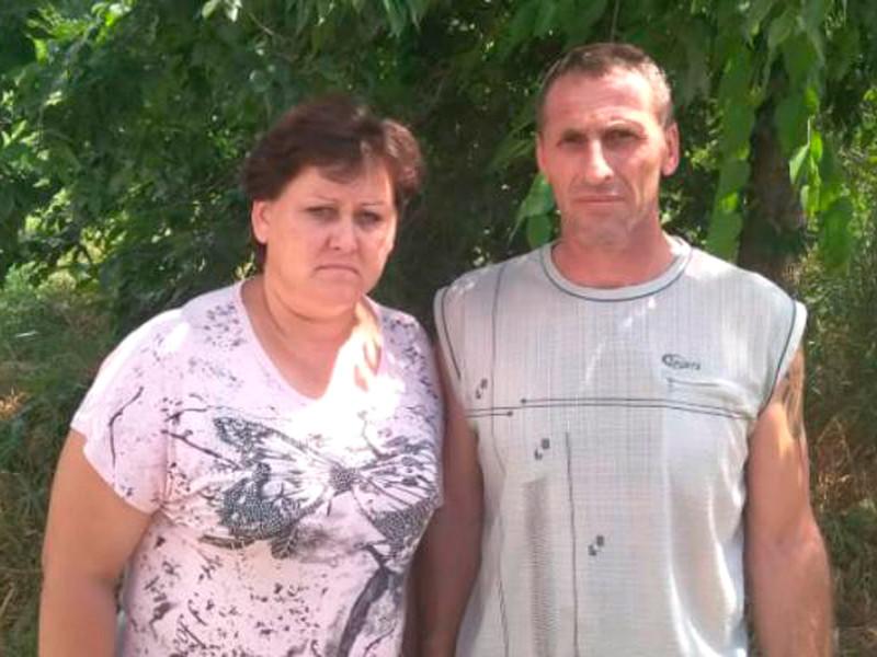 Ольга Швецова и Валерий Малахов