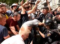 СК возбудил дело о массовых беспорядках 27 июля