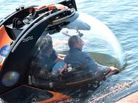 Путин залег на дно ради решения проблем россиян: погрузился в батискафе к затонувшей в Финском заливе подлодке (ВИДЕО)