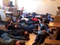 Суд арестовал 30 человек за хулиганство после сходки в Люберцах с участием внука Деда Хасана
