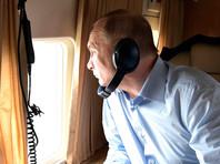 Путин недоволен ходом ликвидации последствий паводка в Иркутской области