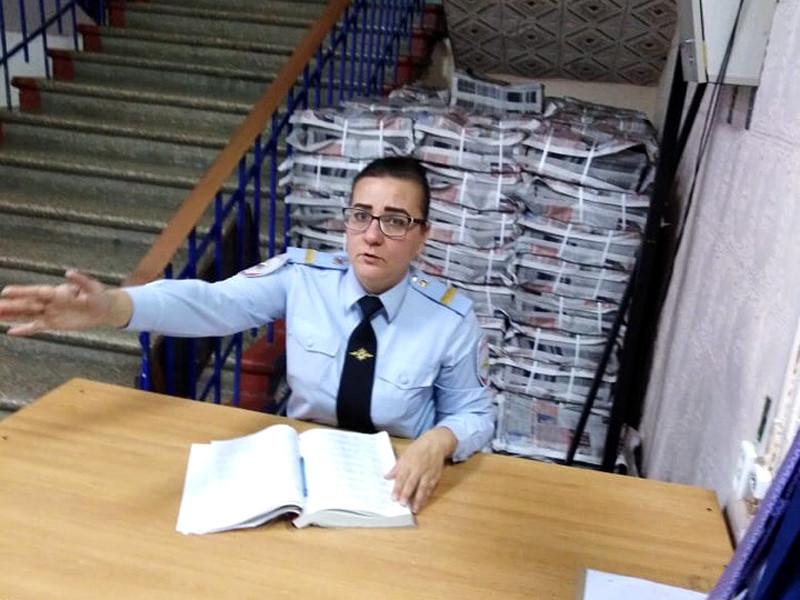 """Весной этого года """"Тульская правда"""" перешла в своем регионе на полулегальное положение. Газету издает местное отделение КПРФ, тираж у них изъяли в конце мая"""