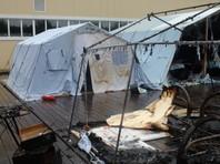 После гибели детей в пожаре задержали сотрудника МЧС, знавшего о нарушениях в сгоревшем лагере