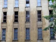 В Москве 100 человек эвакуированы из госархива литературы и искусства из-за пожара, начавшегося после противопожарных работ
