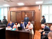 Дмитрий Мазуров в Тверском районном суде Москвы, 15 июля 2019 года