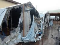 Число жертв пожара в палаточном лагере в Хабаровском крае выросло до четырех