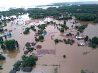 В охваченном наводнениями Приамурье десятки жителей отказываются от эвакуации и спасаются  на чердаках (ФОТО, ВИДЕО)