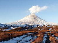 На Камчатке началось извержение вулкана Ключевской