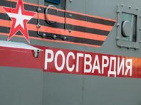 В Росгвардии отрицают принадлежность к ведомству сотрудника, ударившего в живот участницу московской акции за свободные выборы Дарью Соколовскую 10 августа