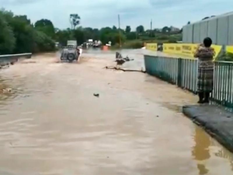 В Приморье ввели режим чрезвычайной ситуации из-за ливней и подтоплений