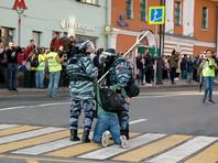 Более 250 человек задержали накануне в Москве после новой акции за свободные выборы
