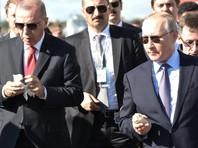 Путин на МАКС-2019 купил мороженое у той же продавщицы, что и в 2017 году (ВИДЕО). Россияне гадают, в каком она звании
