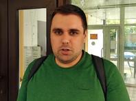 Полиция задержала муниципального депутата Янкаускаса на выходе из спецприемника после третьего подряд административного ареста