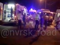 Под Новороссийском экскурсионный автобус рухнул с обрыва: погибли дети