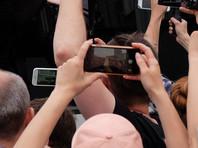 СМИ: силовики используют израильскую программу для взлома смартфонов, изъятых у протестующих в Москве