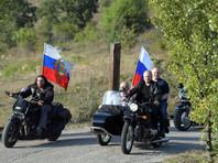 ГИБДД отказалась штрафовать Путина за езду без шлема на мотоцикле, приравняв байк-шоу к параду