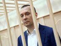 Обыски санкционировал Басманный районный суд Москвы по уголовному делу, выделенному из расследования в отношении полковника МВД Дмитрия Захарченко