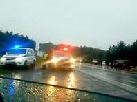МЧС: горение на военных складах в Красноярском крае ликвидировано, от повторных взрывов пострадало 17 человек