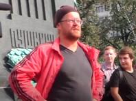 Участника акции против пенсионной реформы отправили на принудительное лечение по делу о нападении на полицейских