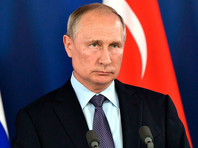Владимир Путин на пресс-конференции по итогам российско-турецких переговоров