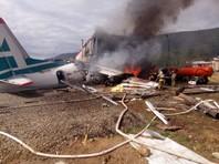 Байкальская транспортная прокуратура направила материалы проверки по инциденту с Ан-24 в правоохранительные органы для решения вопроса об уголовном деле