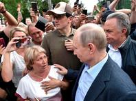 События последних трех недель обвалили электоральный рейтинг Путина до минимума за 18 лет