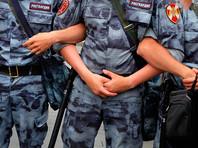 Росгвардия объявила в регионах набор бойцов для работы в Москве
