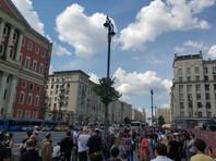 """Следователи считают, что 27 июля Коновалов принимал участие в не согласованном с московскими властями шествии, """"что влечет за собой установленную законодательством РФ ответственность"""""""