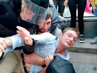 Прошедшая 3 августа протестная акция в центре Москвы была уже четвертой, начиная с 14 июля. Участники снова столкнулись с жесткими действиями правоохранителей