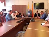 рабочей группой ОИК были повторно рассмотрены подписи избирателей, собранные в поддержку Митрохина. В результате проверки признаны недействительными или недостоверными 489 подписей избирателей из 4940 предоставленных кандидатом