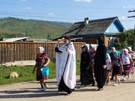 В бурятском селе, жителей которого косит рак, будут проводить крестные ходы против онкозаболеваний