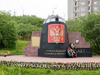 В Мурманске прошло возложение венков к мемориалу погибших подводников