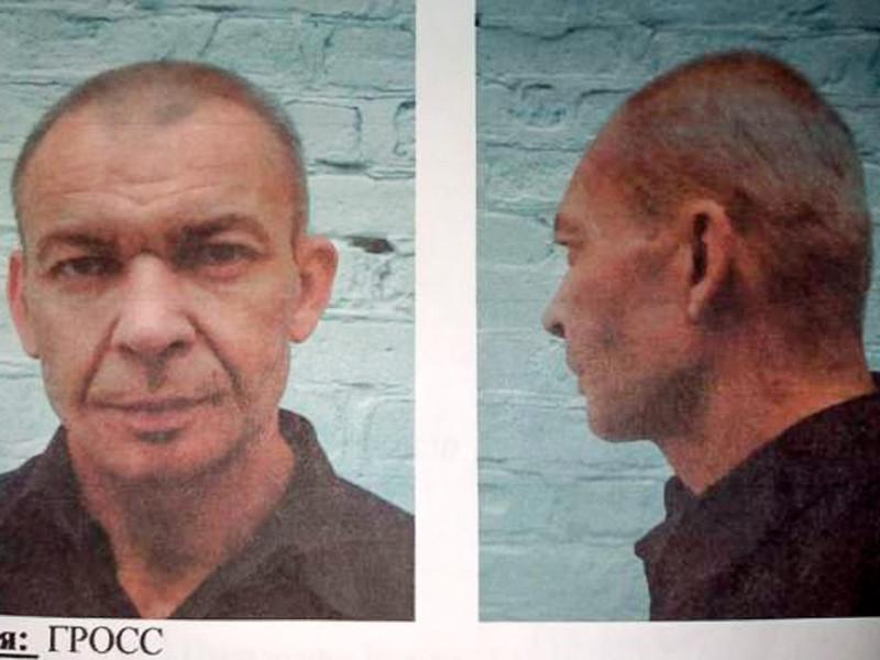 Как сообщается на сайте ФСИН России, бежавший из исправительной колонии заключенный Александр Гросс является уроженцем Ростовской области. Он был приговорен почти к 17 годам лишения свободы за убийство и умышленное причинение тяжкого вреда здоровью