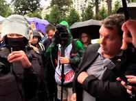 На Бульварном кольце Москвы акция протеста завершилась, так и не начавшись (ХРОНИКА). Полиция провела массовые задержания (ФОТО, ВИДЕО)