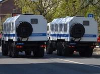 В день митинга в поддержку выборов в Мосгордуму в столице пройдут соревнования по вождению автозаков