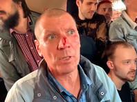 В Москве 3 августа на акции за свободные выборы полиция задержала около 600 человек. Задержанных зверски избивали (ВИДЕО)